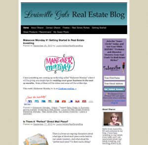 Louisville Gals Real Estate Blog
