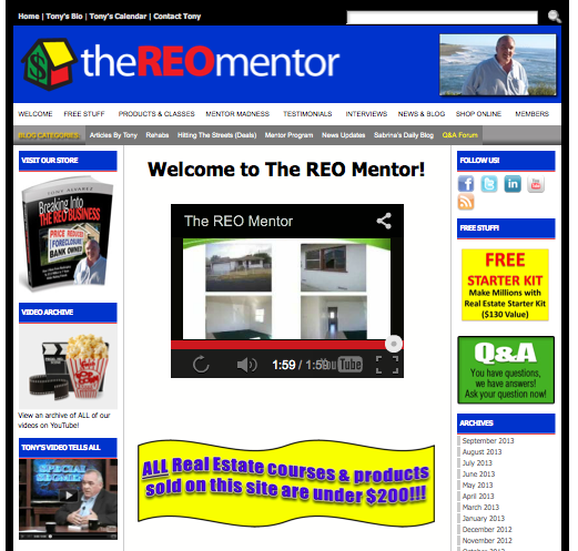 how to find a real estate investor mentor