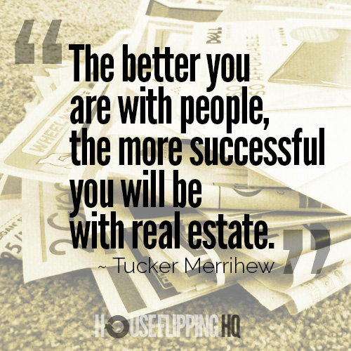Tucker Merrihew - House Flipping and Direct Mail Marketing